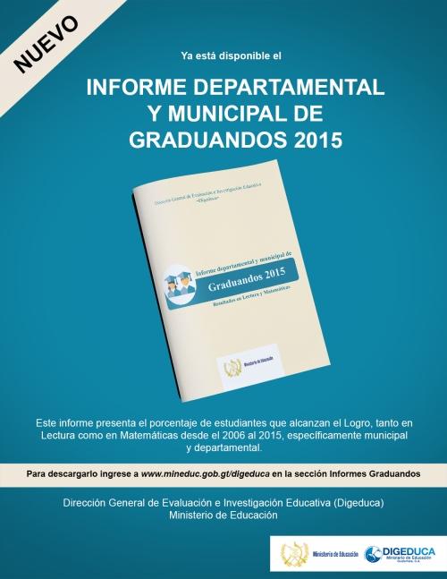 Informe de Graduandos 2015